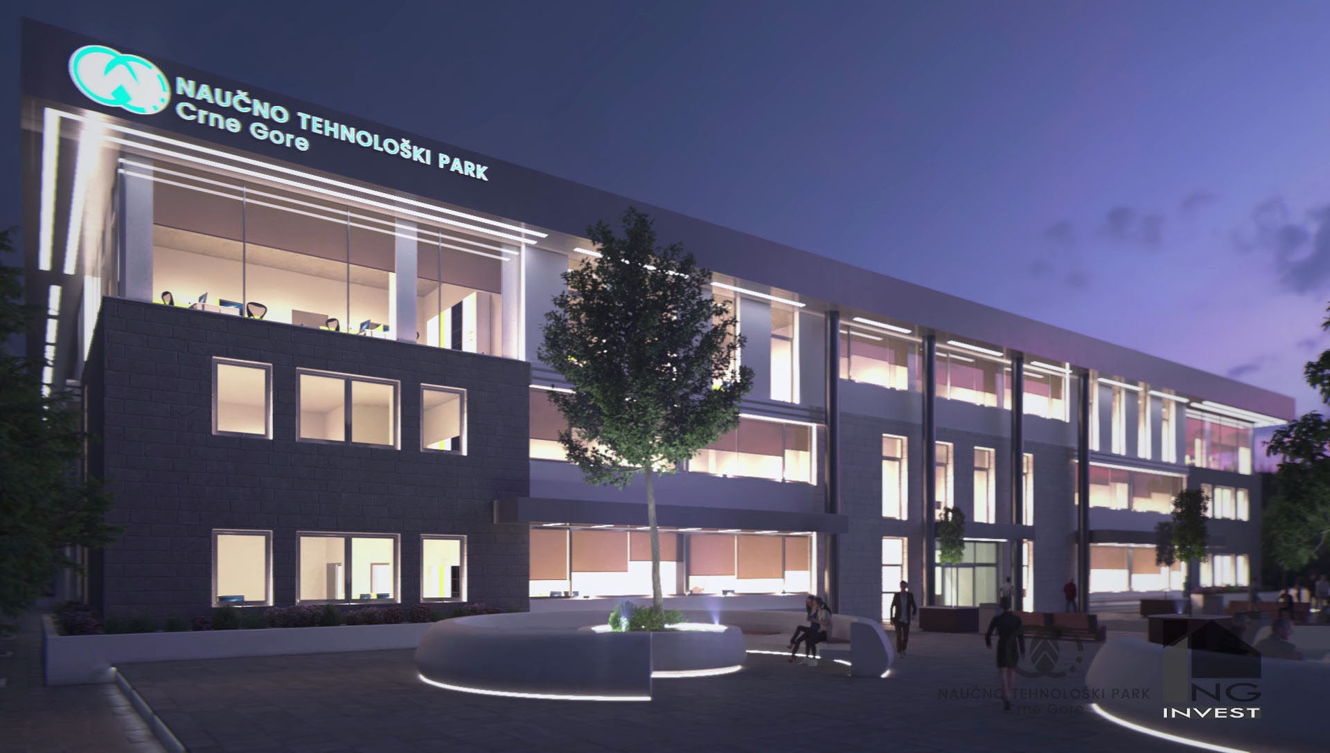 Science and Technology Park Montenegro