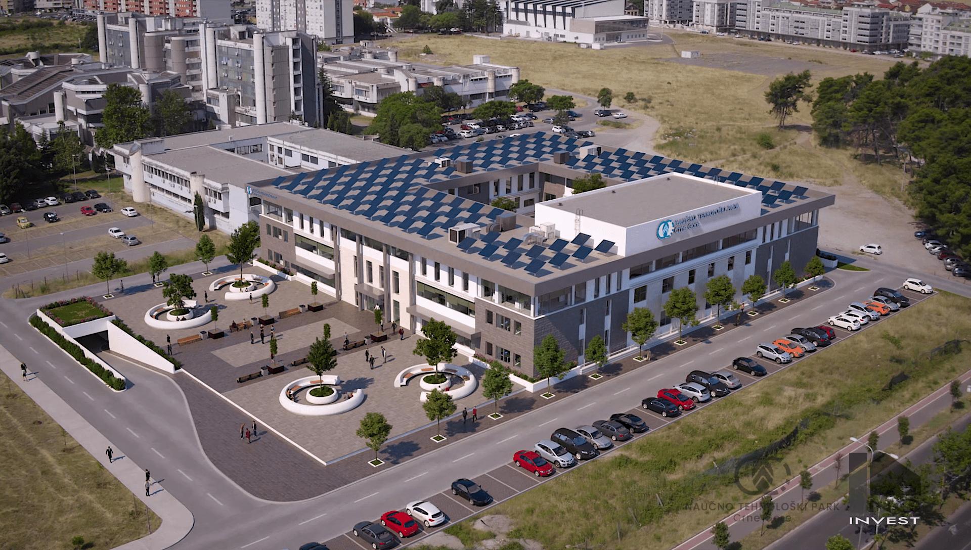 Naučno-tehnološki park Crne Gore